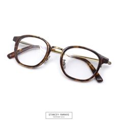 9b9ac60f4bc The Stancey Ramars    M83 in Tortoise-Bronze (C10). Constructed out