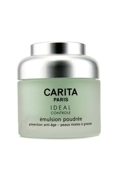 Moisturiser for oily skin - Carita Ideal Controle Powder Emulsion