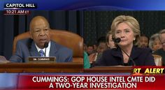 """Why tell Republicans to shut up when they are telling the truth, but not when they are attacking Sec. Clinton?"" VIDEO"