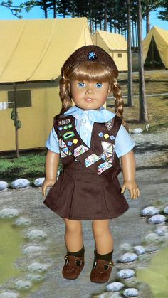 18 Inch Doll Clothes & Accessories By Sew Dolling: Cute American Girl Doll Clothes For Every Season
