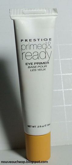 Prestige Primed & Ready: possibly comparable to Urban Decay Primer Potion at about half the price.