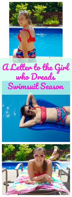 A Letter to the Girl who Dreads Swimsuit Season | A boost of swimsuit body confidence and body positivity | how to feel good in a swimsuit | Mint+Mo Lifestyle Blog | www.mintandmo.com