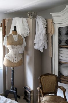Les 364 meilleures images de shabby chic campagne chic - Decoration chambre style campagne ...