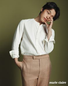Fresh college student and in-demand young actor, Yeo Jin Goo, goes through a number of tailored outfits for the April edition of Marie Claire Korea. Check it! Source | Marie …