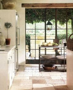 I've experienced my first window vine and now I AM obsessed. I want it everywhere! Outside the kitchen, guarding my door, enclosing on my closet (too much?) It adds such a warm natural essence and beautiful greenery to compliment any space. Want/NEED!