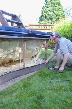 how to restore a hot tub