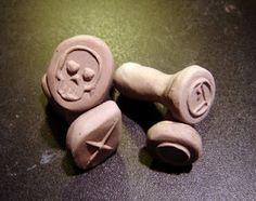 Simple Circle Studios: Signature chops and grad school Ceramic Tools, Ceramic Clay, Ceramic Pottery, Clay Tools, Slab Pottery, Ceramic Texture, Clay Texture, Ceramic Techniques, Pottery Techniques