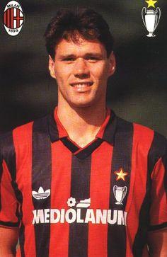 Football Players: Marco van Basten
