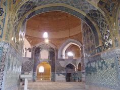 Blue Mosque Moschee Kabud Mosque Tabriz Iran East Azerbaijan