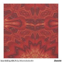 Inca Gold 34 SDL F1 Fabric
