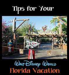 Awesome tips for your Disney vacation!
