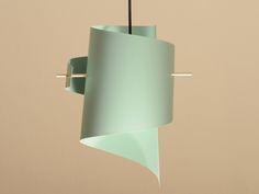 handcut danish design lamps handmade in denmark by Kristoffer Munk from Moijn - see more talented artisans on blog.noorverk.com