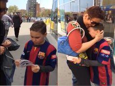 Un enfant reçoit une place pour aller voir Nikola Karabatic