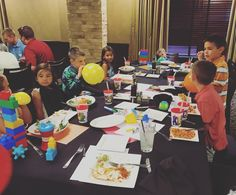 We enjoyed our time at Newcomers Lunch today and even had a table full of young guests!  #newcomerslunch #edmond #Oklahoma #churchplanting