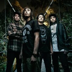 Rising from the ashes of former band 'Before Today', brothers Mike and Vic Fuentes formed Pierce The Veil and have reached heights they never would have thought possible. Description from songkick.com. I searched for this on bing.com/images