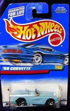 1958 Corvette Collectible Collector Car Mattel Hot Wheels by Hot Wheels, http://www.amazon.com/dp/B000U2PDWS/ref=cm_sw_r_pi_dp_4-NYqb1DXFDZZ