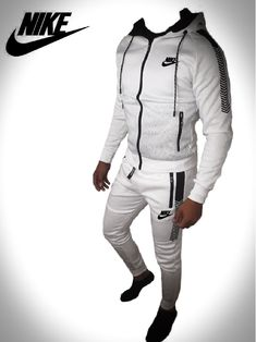 Nike Clothes Mens, Nike Outfits, Hooded Jacket, Joggers, Trousers, Athletic, Jackets, Fashion, Jacket With Hoodie
