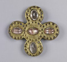 Phylactery, French, 13th century.