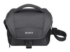 Sony LCS-U11 Soft Case for Digital SLR Camera/Camcorders - http://electmecameras.com/camera-photo-video/accessories/cases-bags/sony-lcsu11-soft-case-for-digital-slr-cameracamcorders-com/