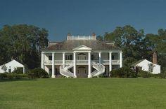 Louisiana plantations - slideshow