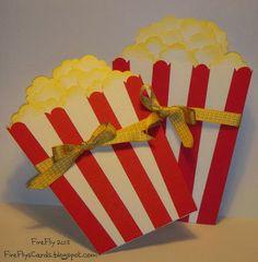 FireFly's Cards: Popcorn Anyone?