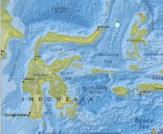Earthquake of 6.4 magnitude strikes in east Indonesia, no Tsunami alert: USGS