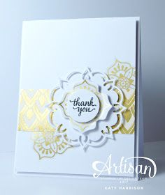 The Stamping Shed: Eastern palace Artisan design team hop