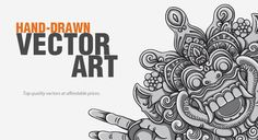 On Designious.com you will find the best vector art work, PS brushes and and t-shirt designs.