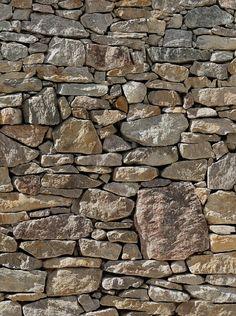 Stone Wall Wall Mural