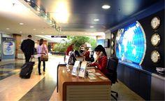 The Cedar Lounge at Lebanon Beirut - Rafic Hariri International