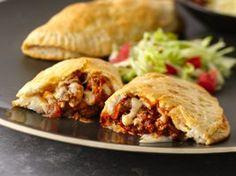 Grands!® Taco Melts Recipe from Betty Crocker