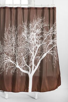 7 Best TREE SHOWER CURTAINS Images On Pinterest