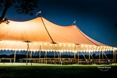 Aurora Sailcloth Tent from Anchor Industries. The only sailcloth tent with WeatherShield Protection. This tent is what wedding dreams are made of! Home Wedding, Dream Wedding, Wedding Dreams, Event Planning, Wedding Planning, Athens Georgia, Top Tents, Sailing Outfit, Marquee Wedding