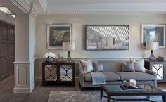 by Sophie Paterson Interiors Living Room Grey, Living Room Decor, Living Rooms, Living Spaces, Grey Room, Bedroom Decor, Interior Design Studio, Luxury Interior, Room Inspiration