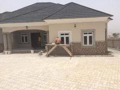 cost of building a 4 bedroom house in nigeria design ideas - Nigerian House Plans
