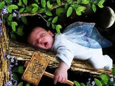 Very Funny Good Night Pictures - Quotes 4 You Cute Kids, Cute Babies, Age Tendre, Good Night Baby, Good Night Funny, Night Pictures, Baby Fairy, Good Night Image, Jolie Photo