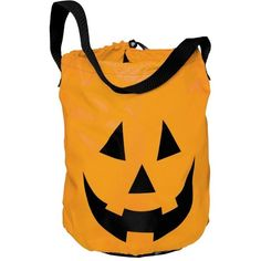 Polyester 17 x 13 amscan Happy Halloween Trick or Treat Backpack Party Favour