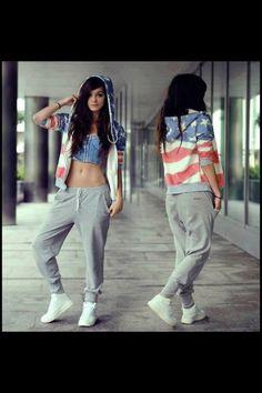 #jogginghose *-* die jacke*O* wunderschön beautiful #
