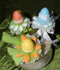 Piccole palme di confetti - Ritrovo del Fiore