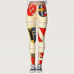Discover leggings at Zazzle! Women's Leggings, Flags, Fashion, Moda, Fashion Styles, National Flag, Fashion Illustrations
