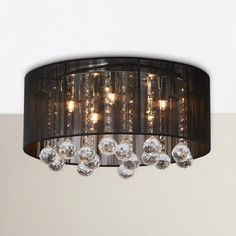 Mercer41 Adolphe 5 Light Flush Mount
