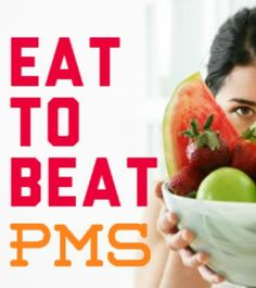 Foods & diet habits that can help alleviate PMS | via @SparkPeople #nutrition #wellness