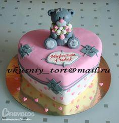 Украшение на торт на детский день рождения