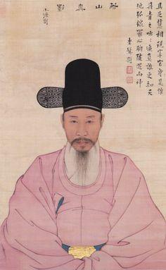 조선시대 초상화 모음 : 네이버 블로그