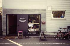 代々木八幡 LITTLE NAP COFFEE STAND / photo: L Phay