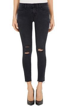 8226 Photo Ready Cropped Skinny - J Brand