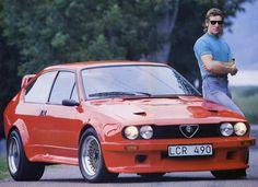 Alfa Romeo GTV Mellberg
