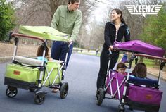 """Welcome To Our """"All Season Kids Guide""""! Today's Showcase Is The Keenz Stroller Wagon. - http://www.nighthelper.com/welcome-season-kids-guide-todays-showcase-keenz-stroller-wagon/"""