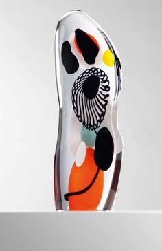 Glass Design, Design Art, New Pins, Modern Contemporary, Scandinavian, Glass Art, Retro Vintage, Objects, Ornament