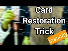 Magic Tricks, Restoration, The Creator, Amazing, Projects, Cards, Log Projects, Blue Prints, Maps